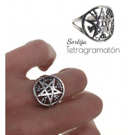 34782 Anillo tetragramatón