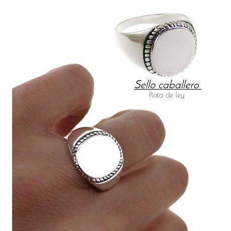 34796 Sello oval