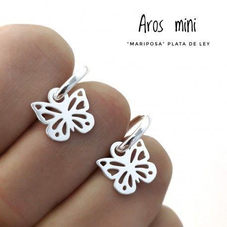 33625 Aro mini mariposa