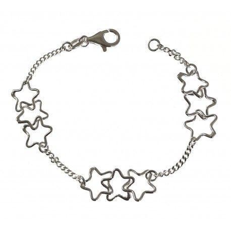 34823 Pulsera estrellas entrelazadas
