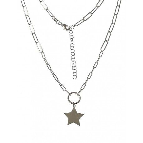 34834.2-1 Gargantilla forzada alargada estrella