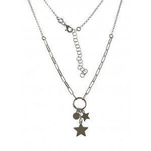 34855-300x300 Gargantilla cadena forzada estrellas y disco