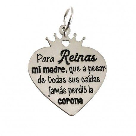 34888 Colgante corona madre