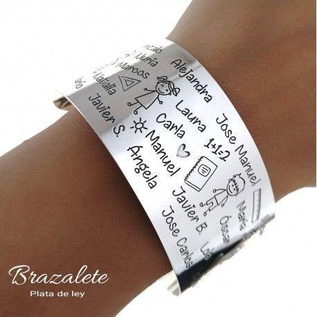 34926 Brazalete personalizado profesora